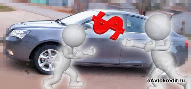 Доступный китайский авто Джили Эмгранд