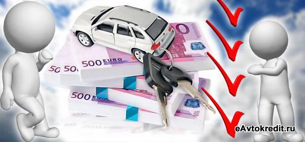 Решение о покупке авто