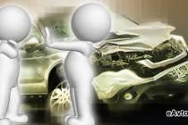 Авария и машина в кредит: что делать после ДТП