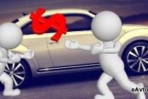 Что делать, если купили новую машину в кредит, и случилось ДТП?
