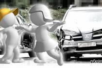 Кредитная машина в аварии: что делать владельцу?