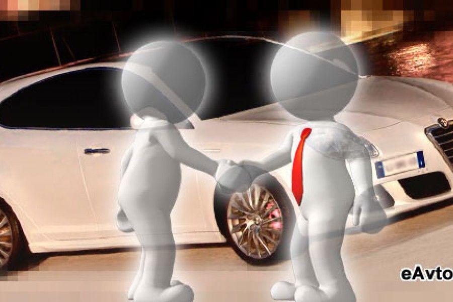 Машину продали по доверенности приходит налог