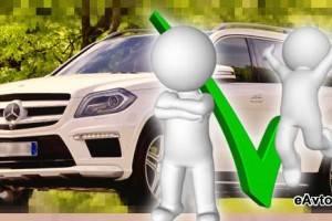 Автомобили из Германии: внедорожники б/у