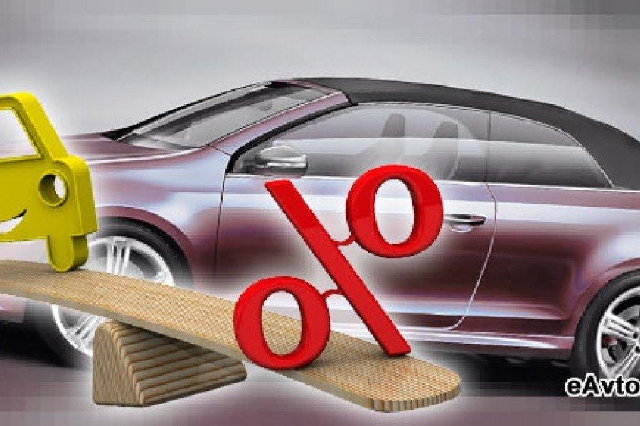 Автокредит собратным выкупом автомобиля