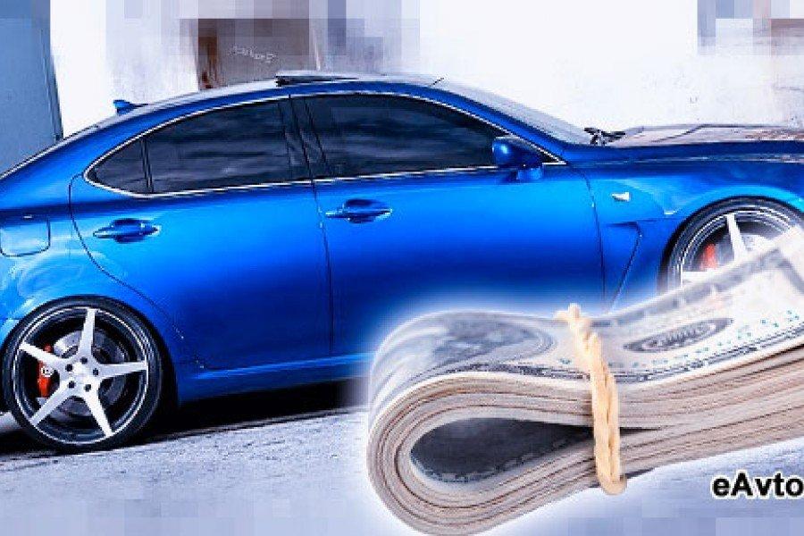 Налог на приобретение автомобиля