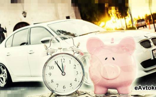 Как меняются проценты по автокредитам в банках в течение года?
