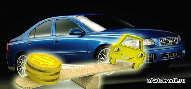 Подержанный авто в кредит в Перми