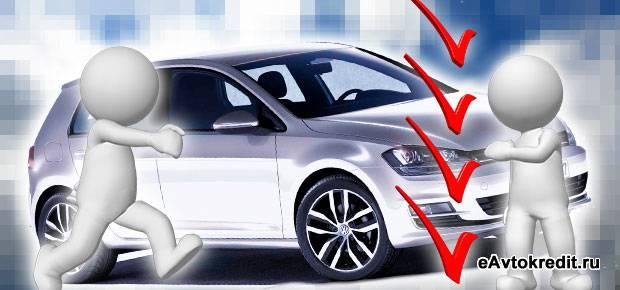 Покупка авто и налоги