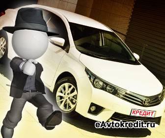 Покупка Toyota Corolla в кредит