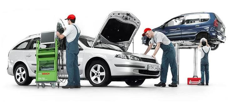 Помощь эксперта при осмотре авто
